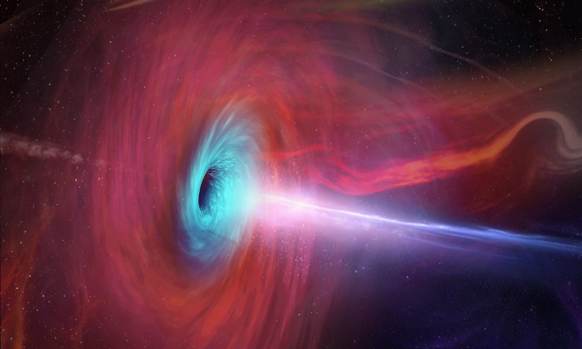 first black hole picture - HD2000×1201
