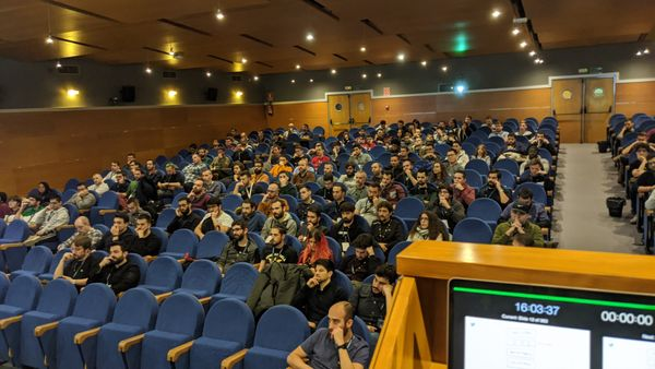 """Scaling Dagger: DI in a modular world"" @ Droidcon Madrid 2019"